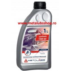 Ulei Sintetic Metalubs 10W-60